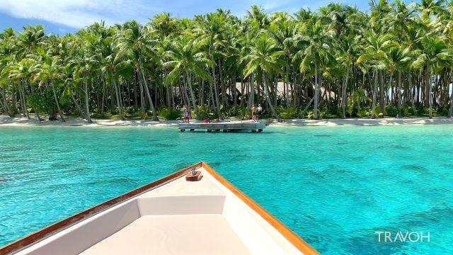 Arrival - Motu Tane Private Island Vacation - Bora Bora, French Polynesia - 4K Travel Video