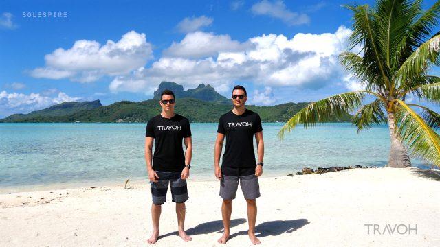 We Are TRAVOH - Marcus Anthony & Derek Alexander - Bora Bora, French Polynesia - 4K Travel Video