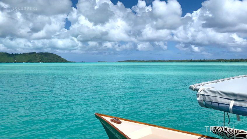 Bora Bora Airport - Motu Tane Private Island Vacation - Bora Bora, French Polynesia - Travel