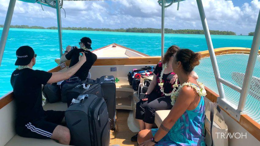 Marcus Anthony & Derek Alexander - Motu Tane Private Island Vacation - Bora Bora, French Polynesia - Travel