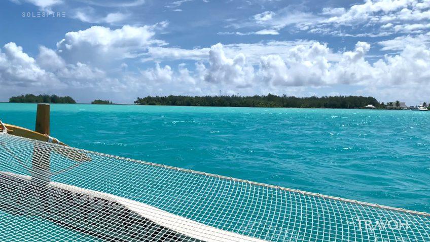 Lagoon Boat Ride - Motu Tane Private Island Vacation - Bora Bora, French Polynesia - Travel