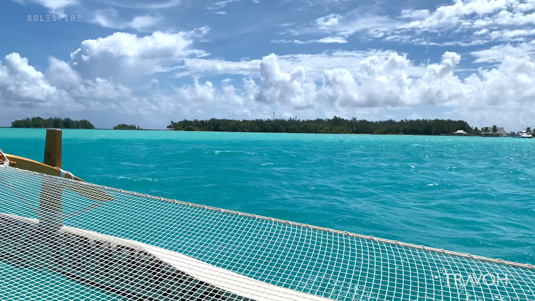 Lagoon Boat Ride – Motu Tane Private Island Vacation – Bora Bora, French Polynesia – Travel