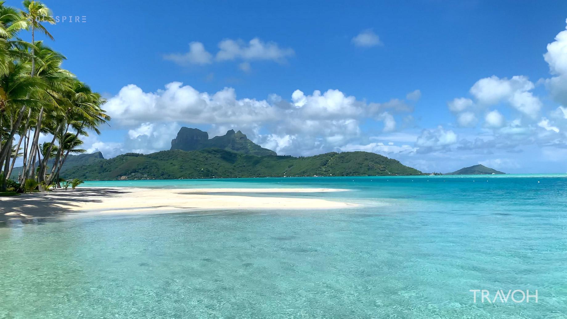 Arrival – Motu Tane Private Island Vacation – Bora Bora, French Polynesia – Travel