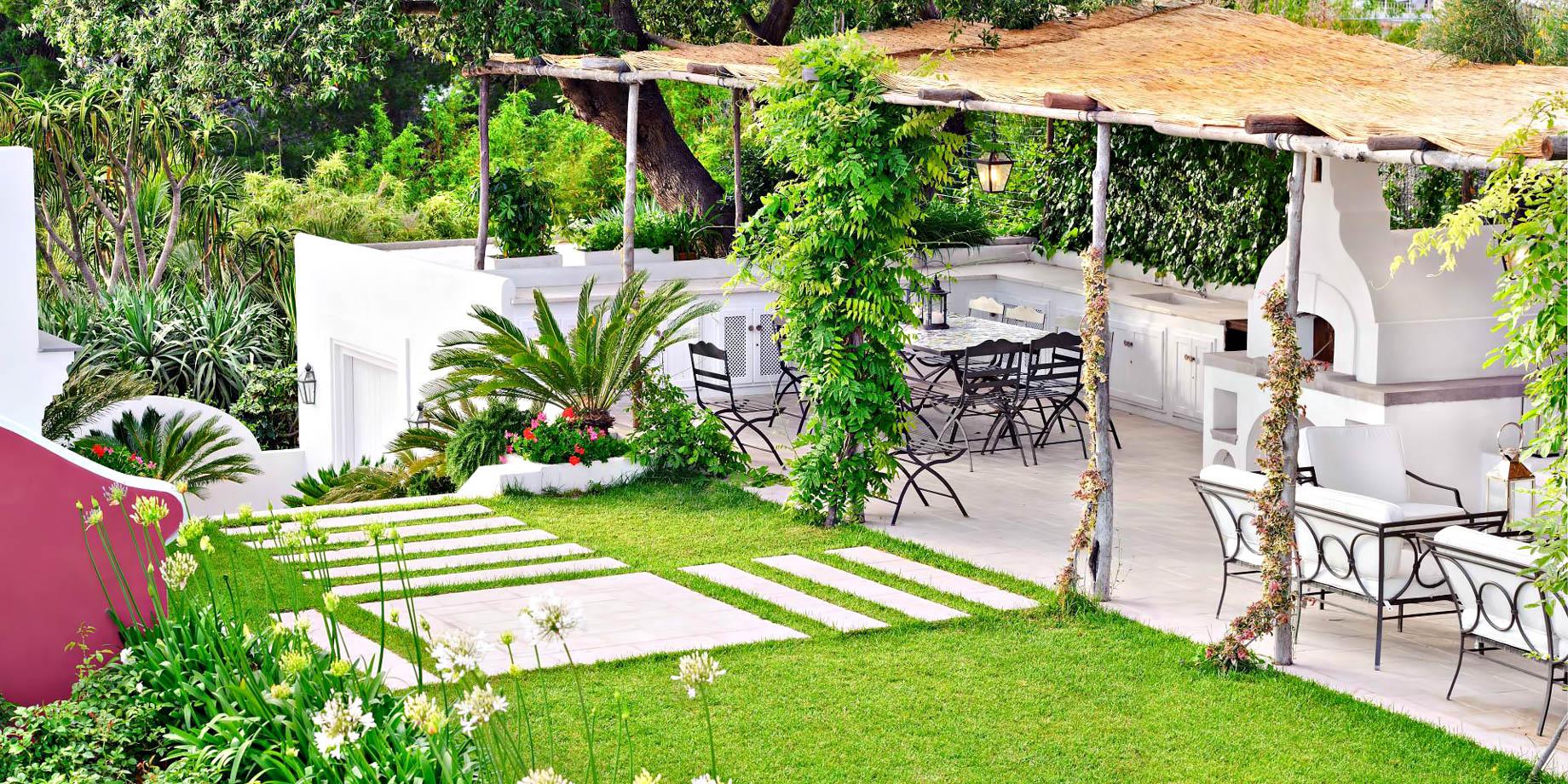 Former 45-Room Hotel Belsito - Villa Ferraro - Capri, Naples, Campania, Italy