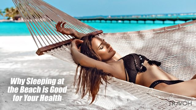 Why Sleeping at the Beach is Good for Your Health