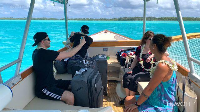 Picturesque Lagoon - Marcus Anthony & Derek Alexander - Bora Bora, French Polynesia - 4K Travel Video