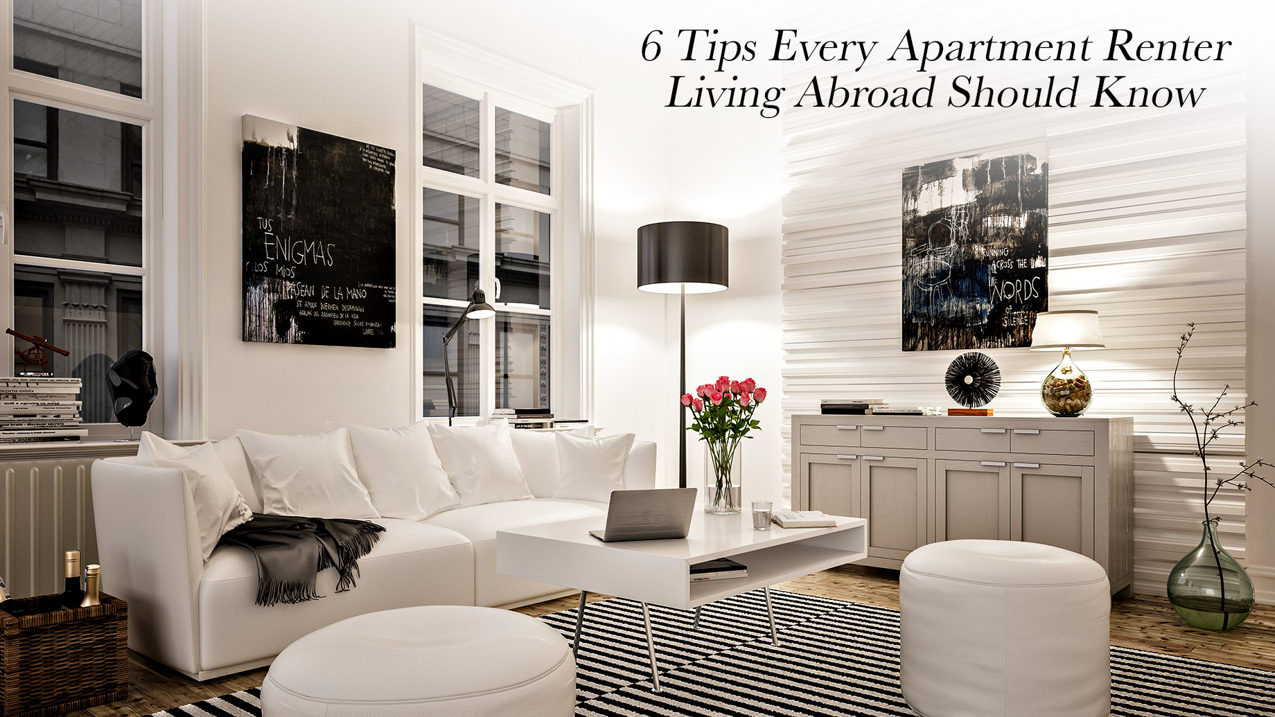 6 Tips Every Apartment Renter Living Abroad Should Know