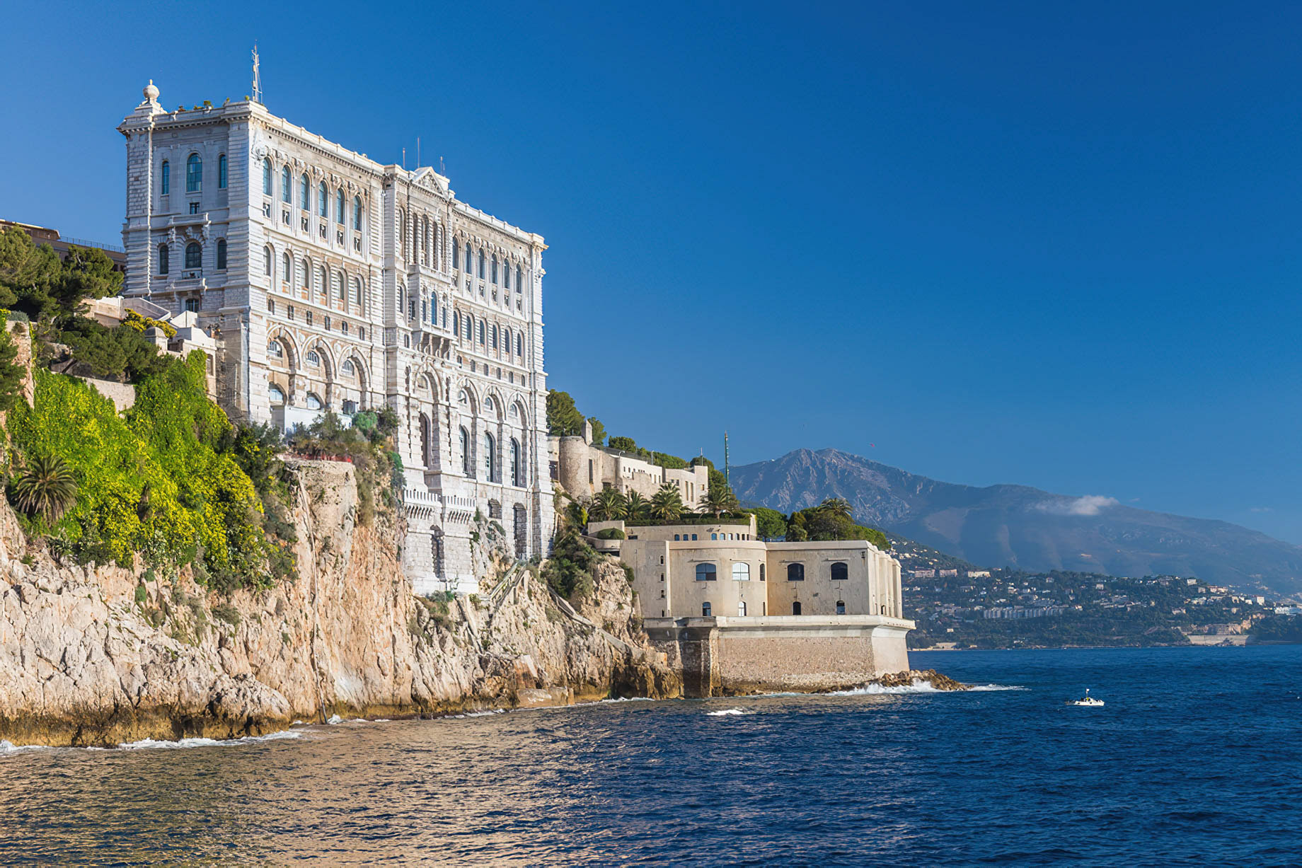 Discover Five of The Best Things to Do in Monaco in Winter - Oceanographic Museum