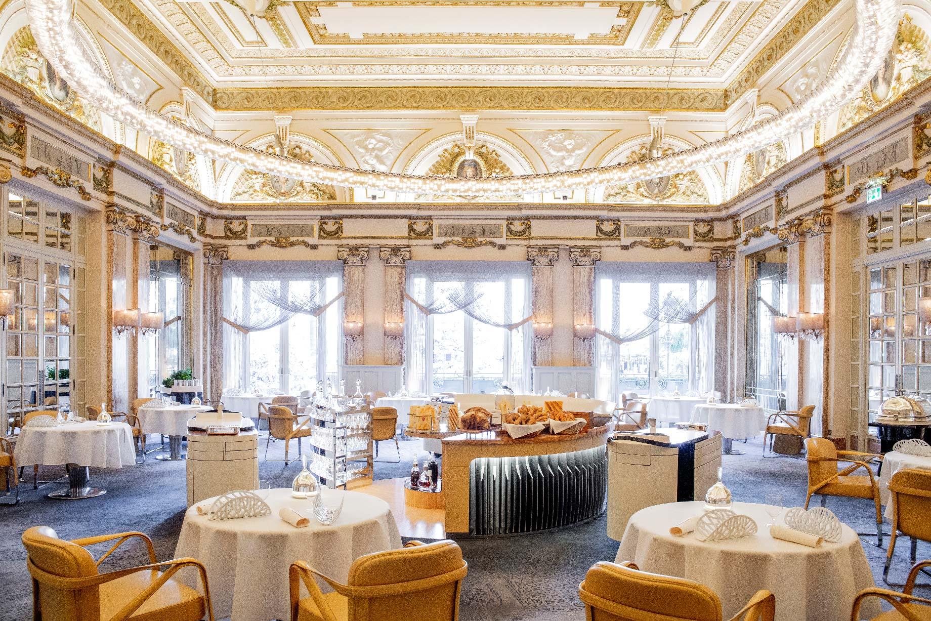 Discover Five of The Best Things to Do in Monaco in Winter - Le Louis XV - Alain Ducasse à l'Hôtel de Paris Restaurant