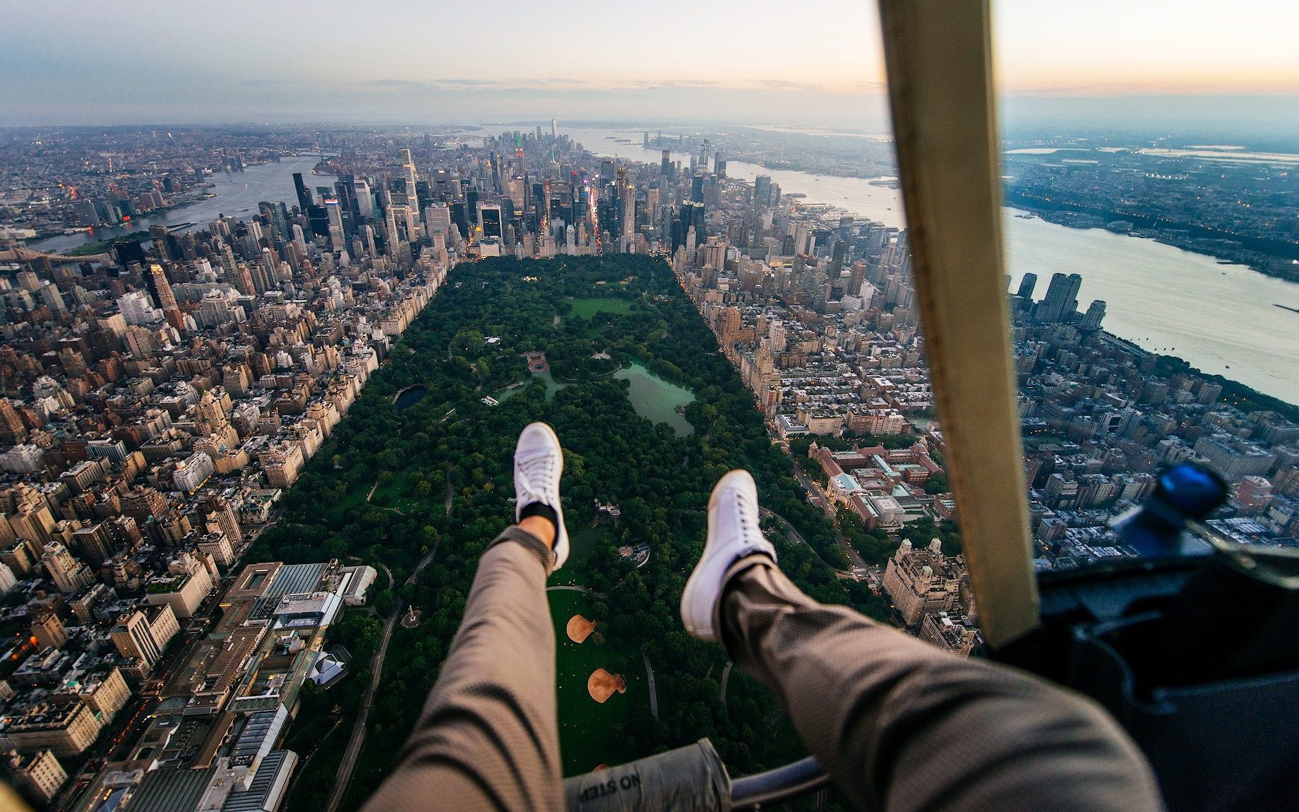 Helicopter Scenic Flight - Central Park - New York, New York, United States