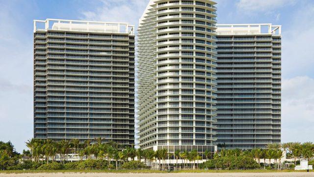 The St. Regis Bal Harbour Resort - Miami Beach, FL, USA - St. Regis Bal Harbour Exterior