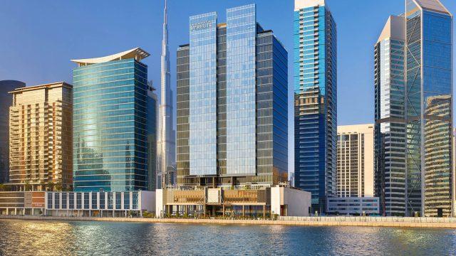 The St. Regis Downtown Dubai Hotel - Dubai, UAE - Hotel Exterior