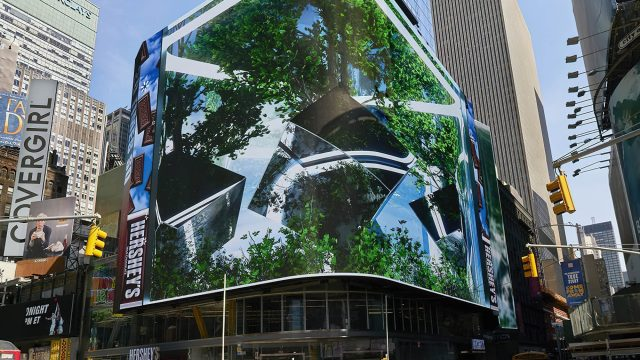 The Times Square EDITION Hotel - New York, NY, USA - Hotel Exterior