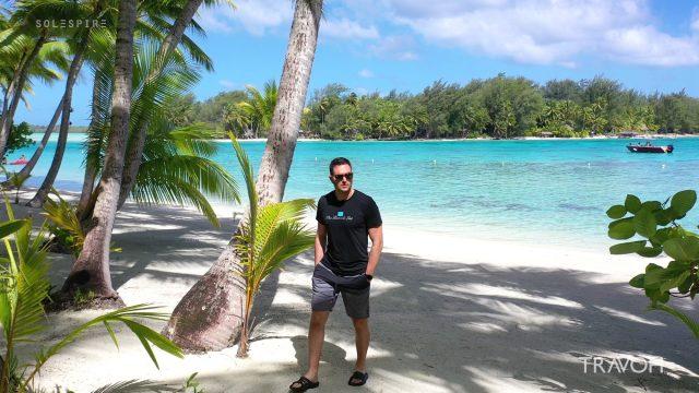 Spectacular Seaside Drone - Motu Tane, Bora Bora, French Polynesia - Marcus Anthony - 4K Travel Video